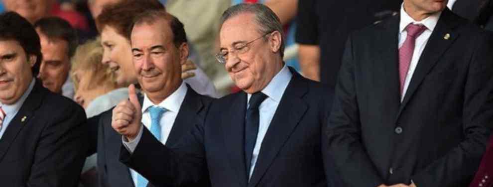 Florentino Pérez prepara una operación de 300 millones para antes del 31 de agosto