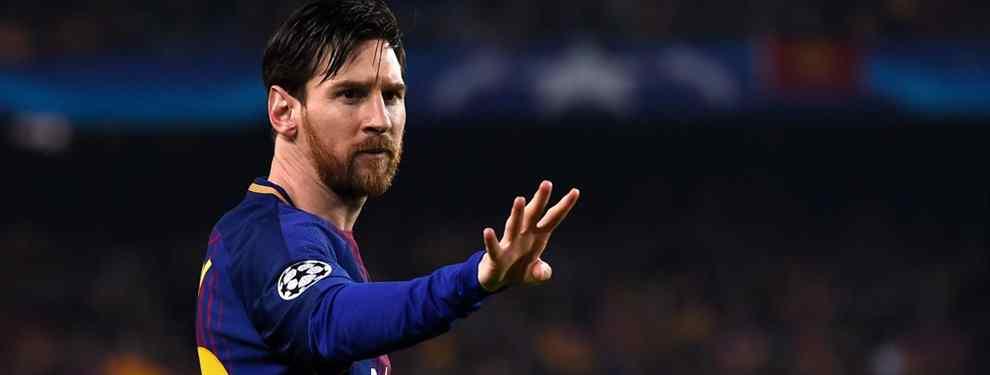 El crack que le pide al Barça un último esfuerzo (y Messi da el visto bueno a su fichaje)
