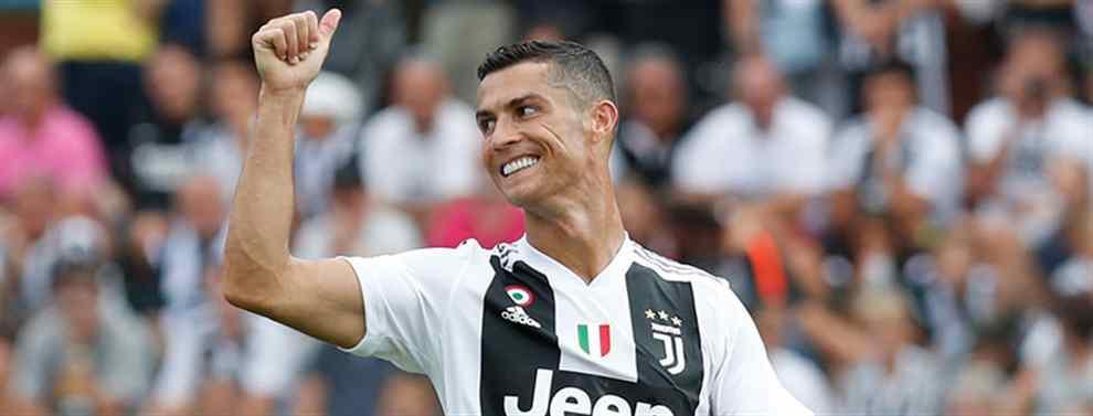 Cristiano Ronaldo apuñala a Messi: el fichaje que pide para la Juventus