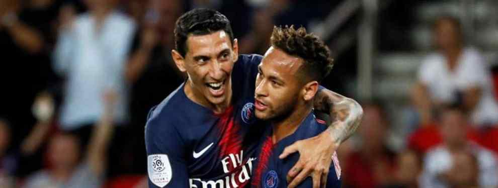 Neymar torpedea al Real Madrid pidiendo un fichaje bestial al PSG