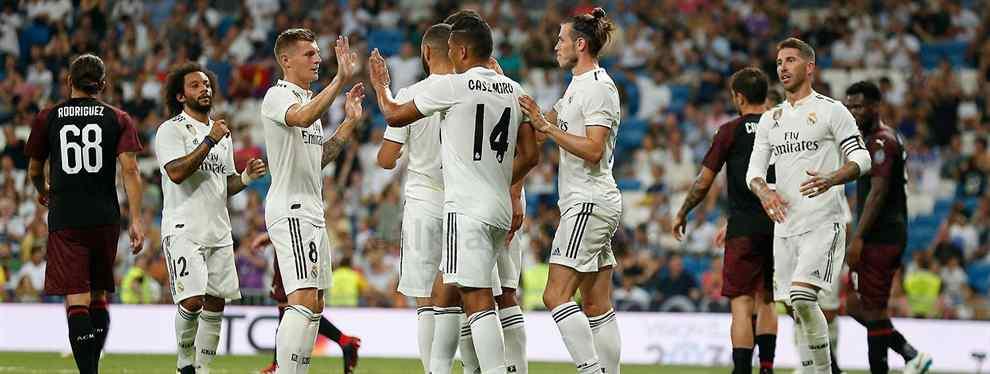 70 Millones Florentino Prez Sube La Oferta Para Llevarse A Un Crack Al Real Madrid