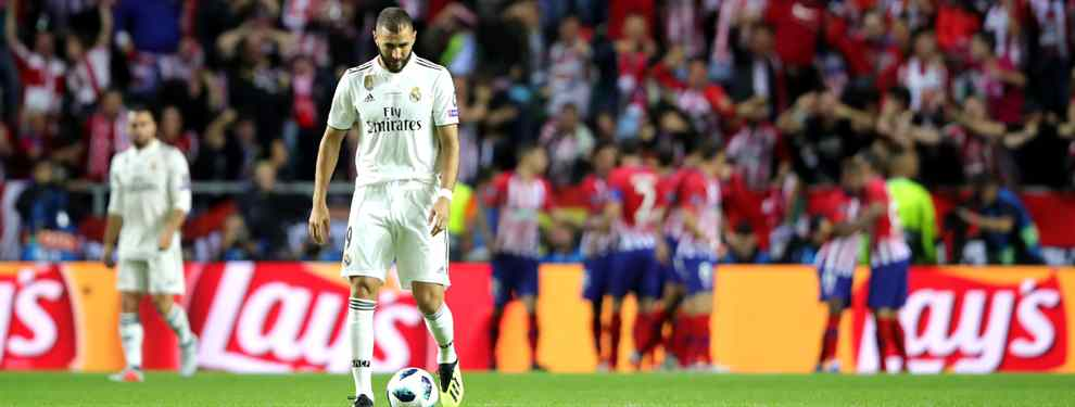 El Real Madrid cayó derrotado por 2-4 ante el Atlético de Madrid en la Supercopa de Europa. Florentino Pérez tiene claro que debe activar varios fichajes para mejorar la plantilla.