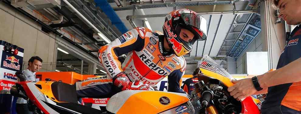 Marc Márquez tiene una oferta sorpresa que revoluciona MotoGP