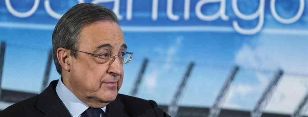 Un crack mundial se ofrece al Real Madrid para ser el nuevo '9'. Florentino Pérez sabe que deberá pagar 100 millones si quiere hacerse con esta estrella.