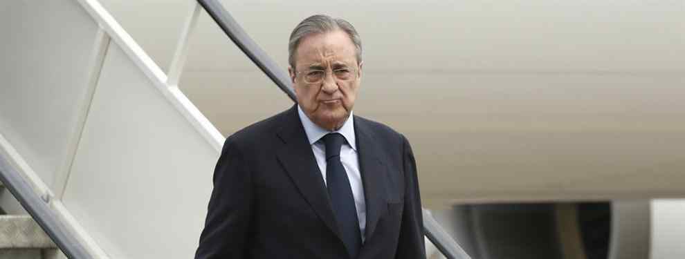 El pacto secreto de Florentino Pérez para traer al nuevo Sergio Busquets al Real Madrid