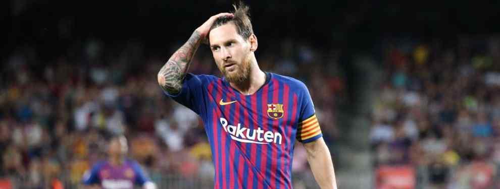 Messi lo sabe: el plan bomba del Barça si el PSG se lleva a Rakitic por 125 millones