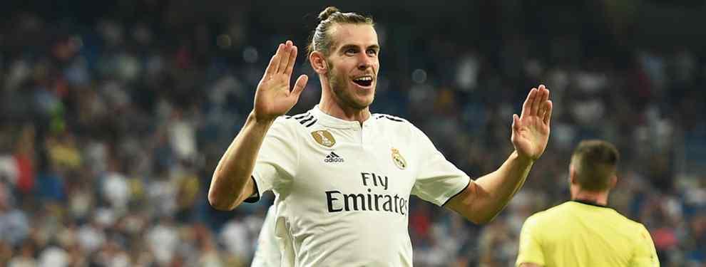 Gareth Bale pide un fichaje: el nombre que le pone sobre la mesa a Florentino Pérez