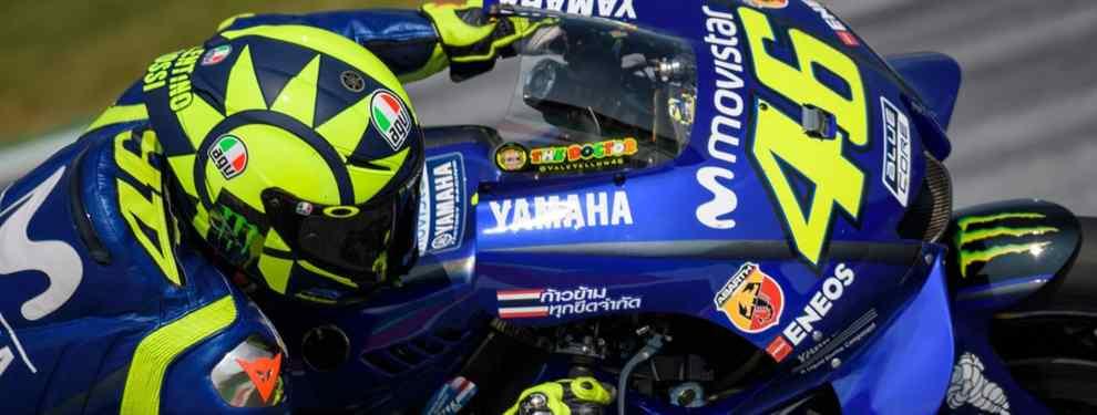 Valentino Rossi saca el machete con un aviso a Yamaha (y a MotoGP)