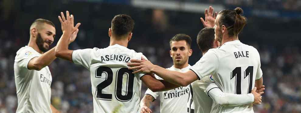 Florentino Pérez revienta al Barça con un fichaje galáctico que cierra en una semana