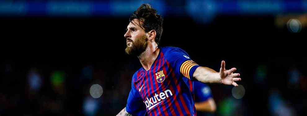 Messi lo sabe: la reunión secreta que lleva a un galáctico al Barça en siete días