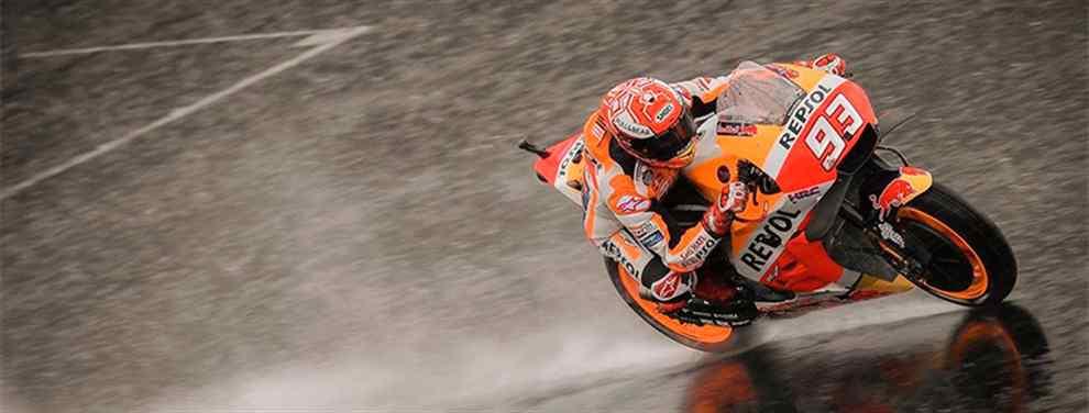 ¡Tormenta en Silverstone!: el 'zasca' de Marc Márquez a Jorge Lorenzo que agita la MotoGP