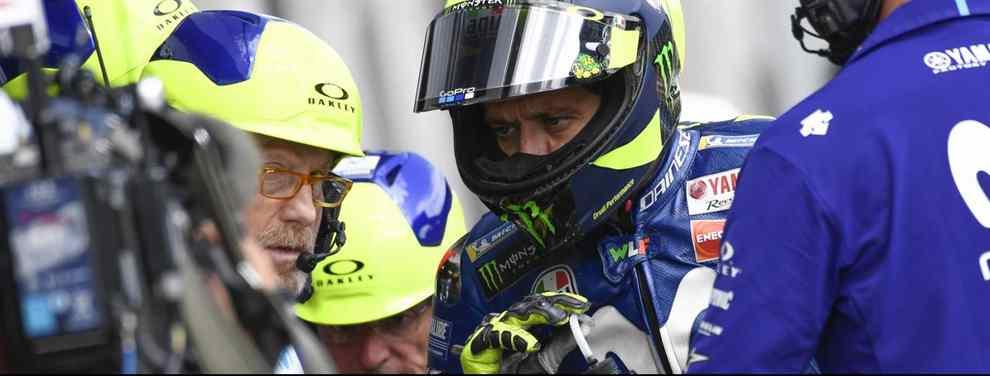 Valentino Rossi se carga MotoGP: el 'top secret' que pone a Marc Márquez en la diana