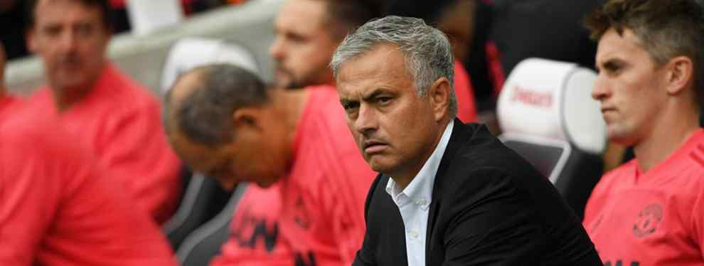 José Mourinho, el técnico del Manchester United, ya ha establecido contactos con el entorno de una de las estrellas del Real Madrid que entrena Julen Lopetegui para enero del año que viene