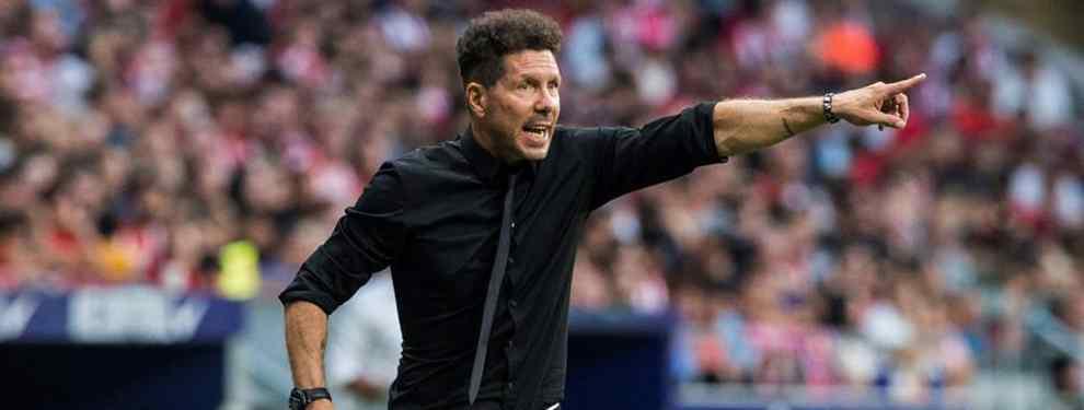 Simeone lanza un contundente aviso al vestuario del Atlético en el sorteo de la Champions