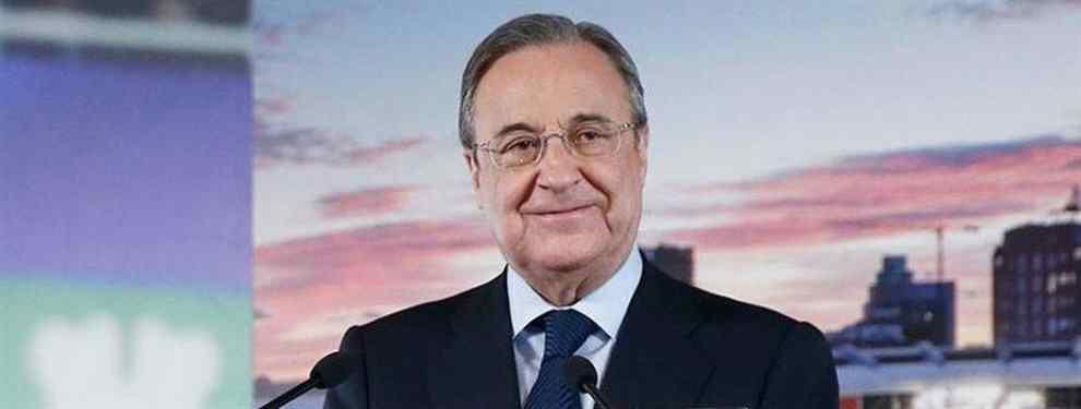 Adidas prepara una sorpresa con Florentino Pérez para el Real Madrid